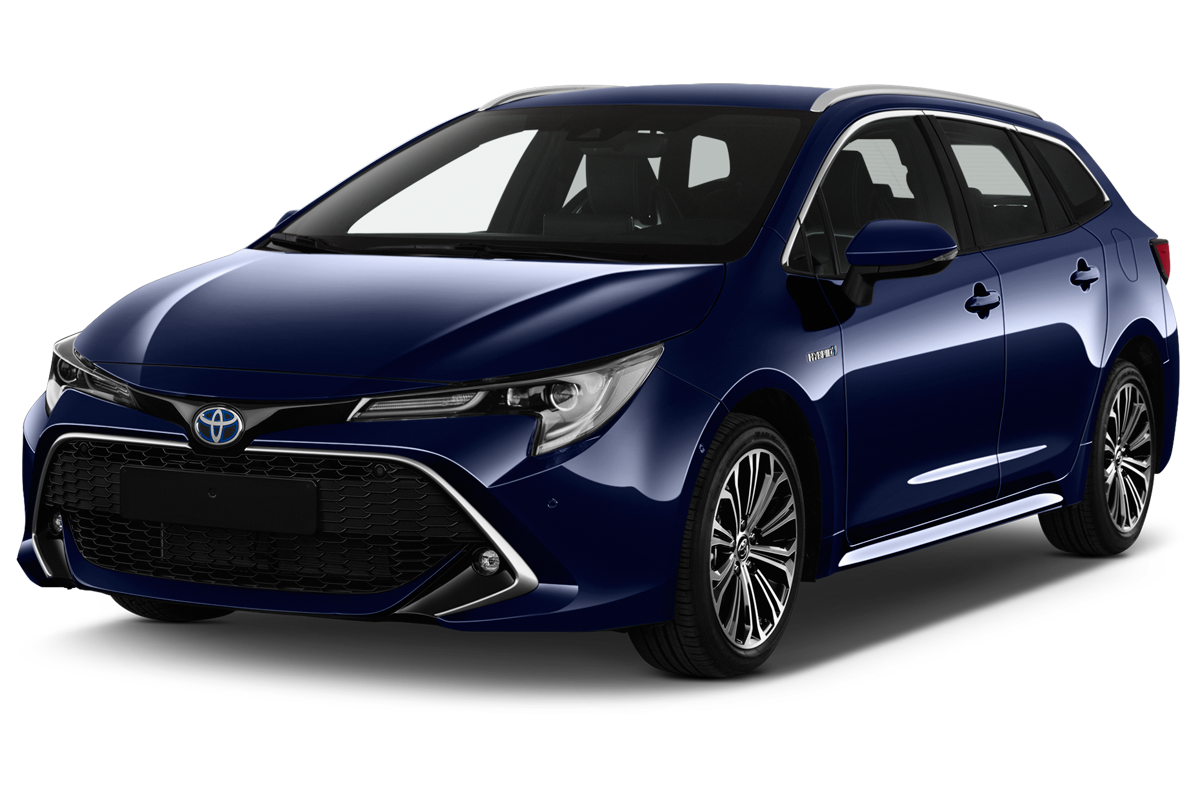 Mandataire TOYOTA COROLLA TOURING SPORTS HYBRIDE MY20