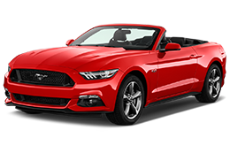 Mandataire FORD MUSTANG CONVERTIBLE